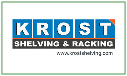 Krost Shelving and Racking